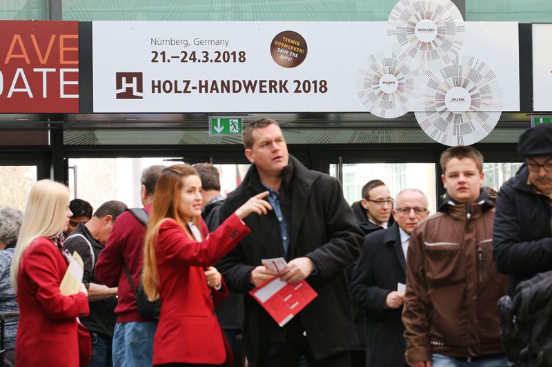 HOLZHANDWERK 2016